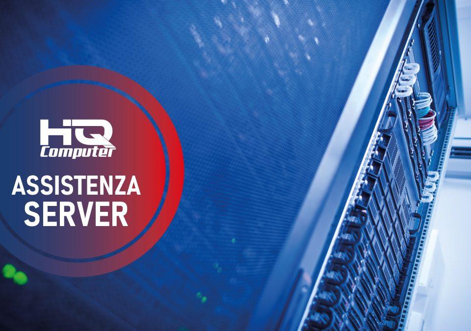assistenza server a Bologna