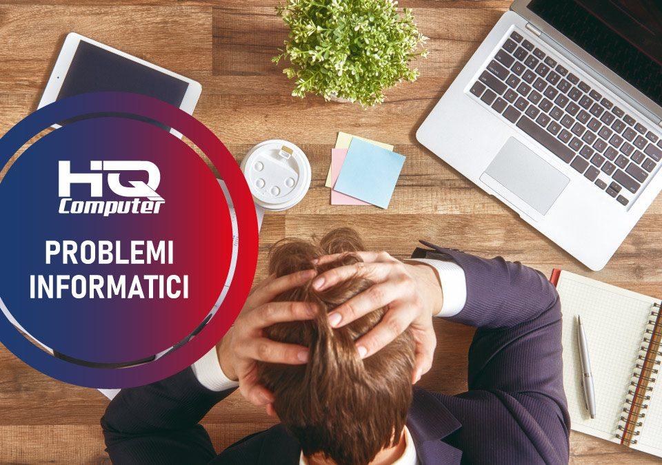problemi informatici Bologna